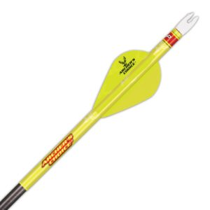 Quikfletch Archer's Choice Edition - yellow